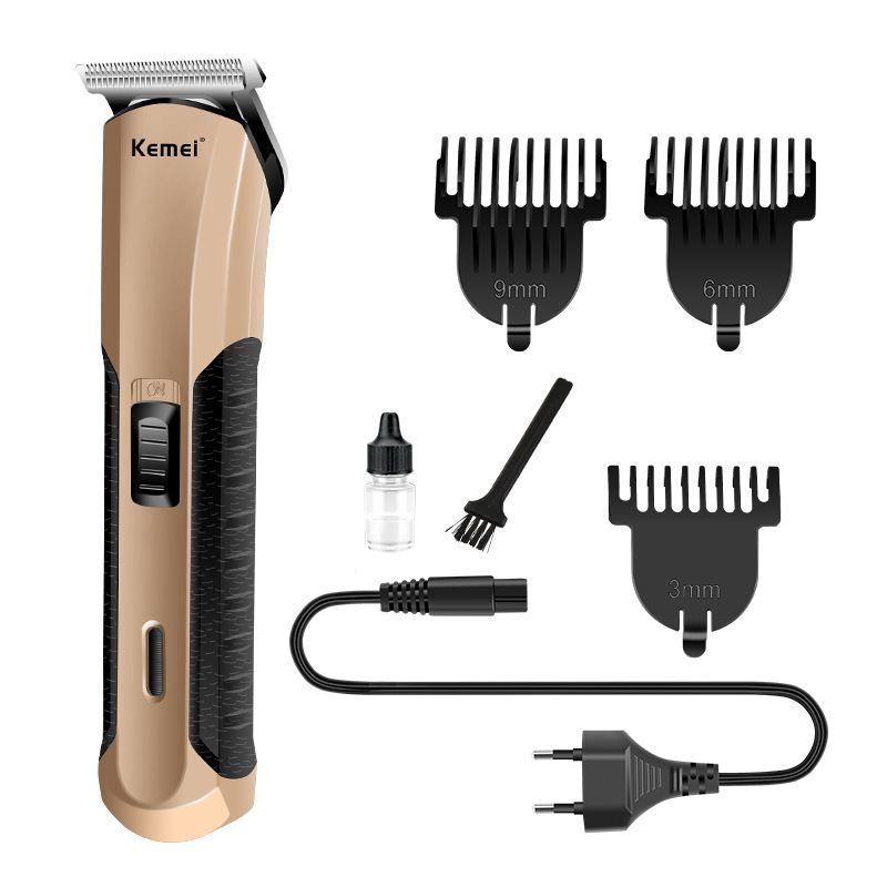 Здоровье и гигиена Kemei KM-528 Обновленная профессиональная машинка для стрижки волос (Фото 1)