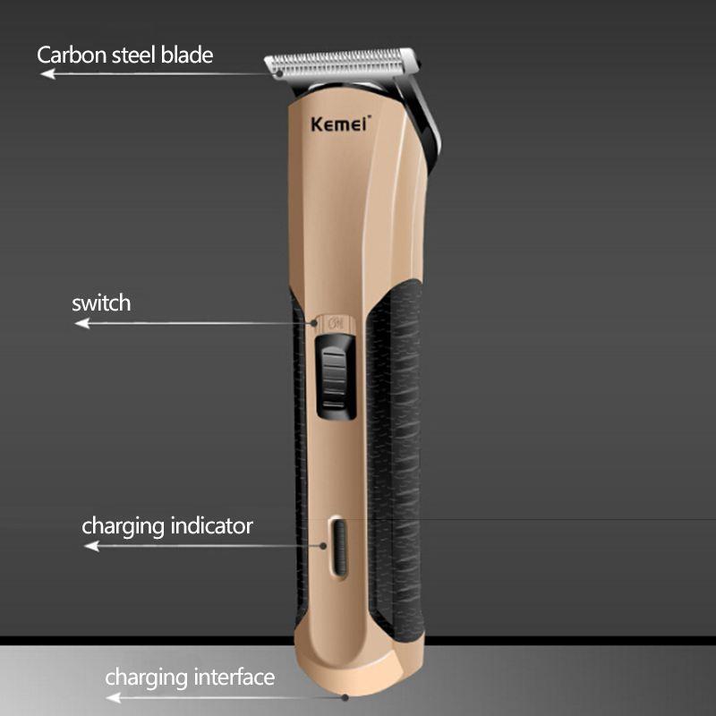 Здоровье и гигиена Kemei KM-528 Обновленная профессиональная машинка для стрижки волос (Фото 2)