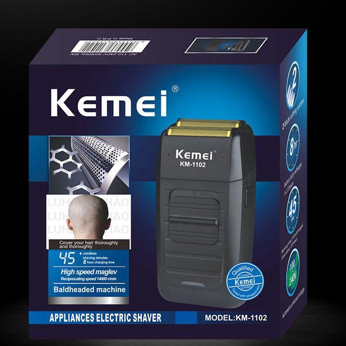 Здоровье и гигиена Kemei KM-1102 Заряжаемая мультифункциональная бритва для мужчин (Фото 5)