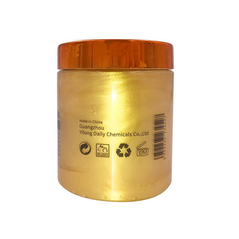 Здоровье и гигиена MELAO 24K Анти-возрастная золотая маска для лица против морщин и акне, 250 г (Фото 4)