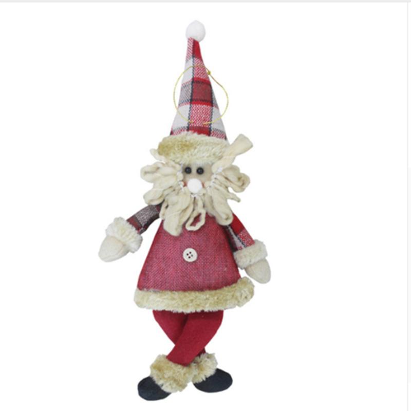 Рождественская мультяшная игрушка.