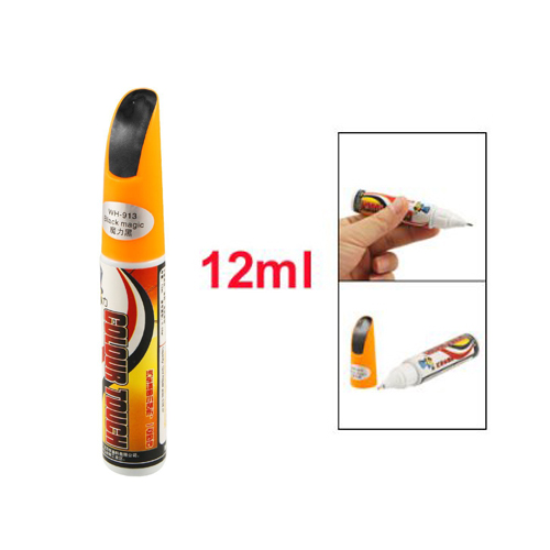 new plastic scratching repair touch up paint pen black magic for car auto ed ebay. Black Bedroom Furniture Sets. Home Design Ideas