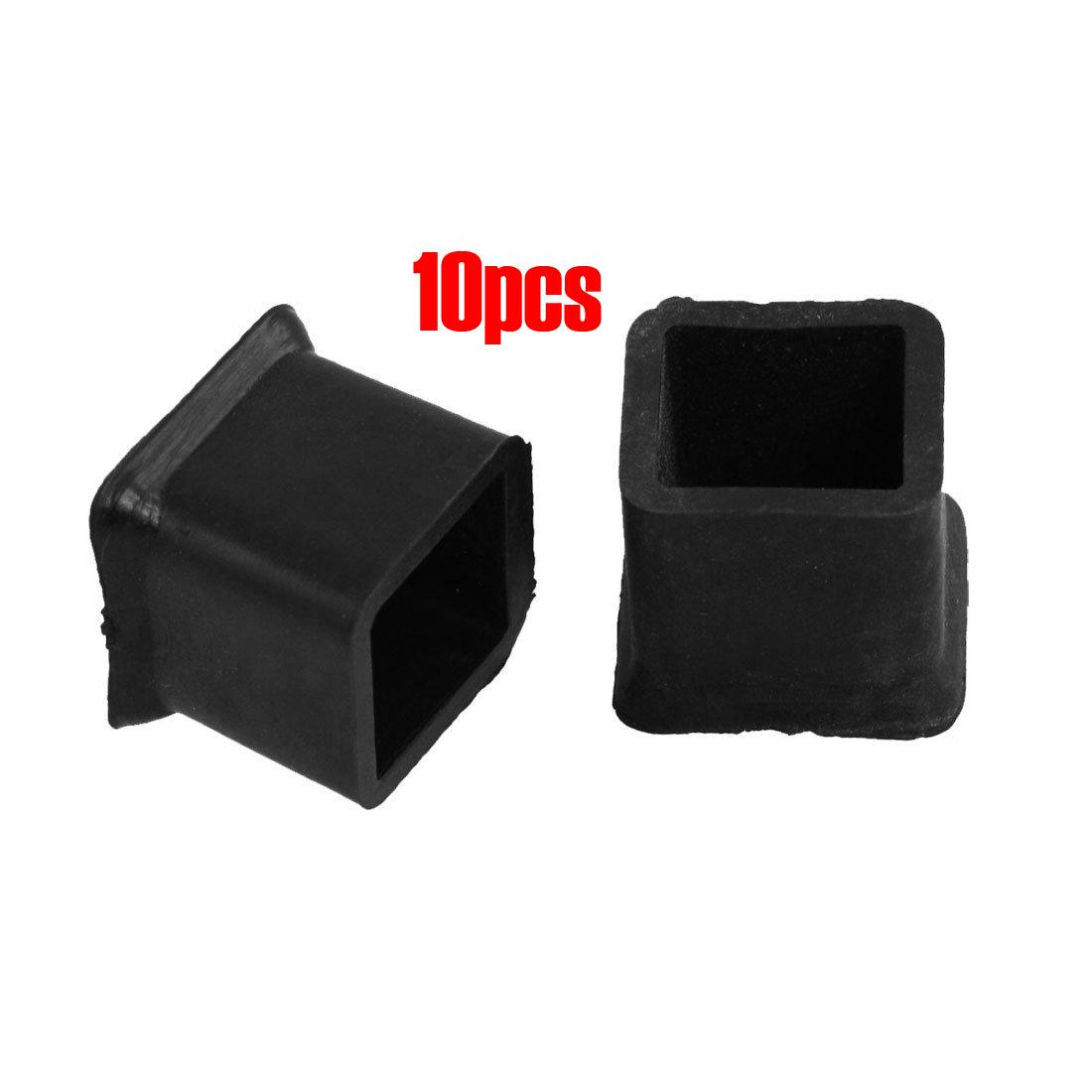 5x 10 x cubierta protector de goma para pata muebles silla - Protector de suelo para sillas ...