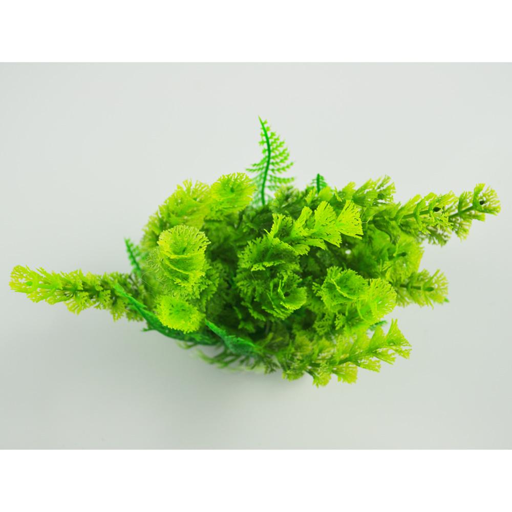 plante d 39 aquarium en plastique herbe 6 7 de haute