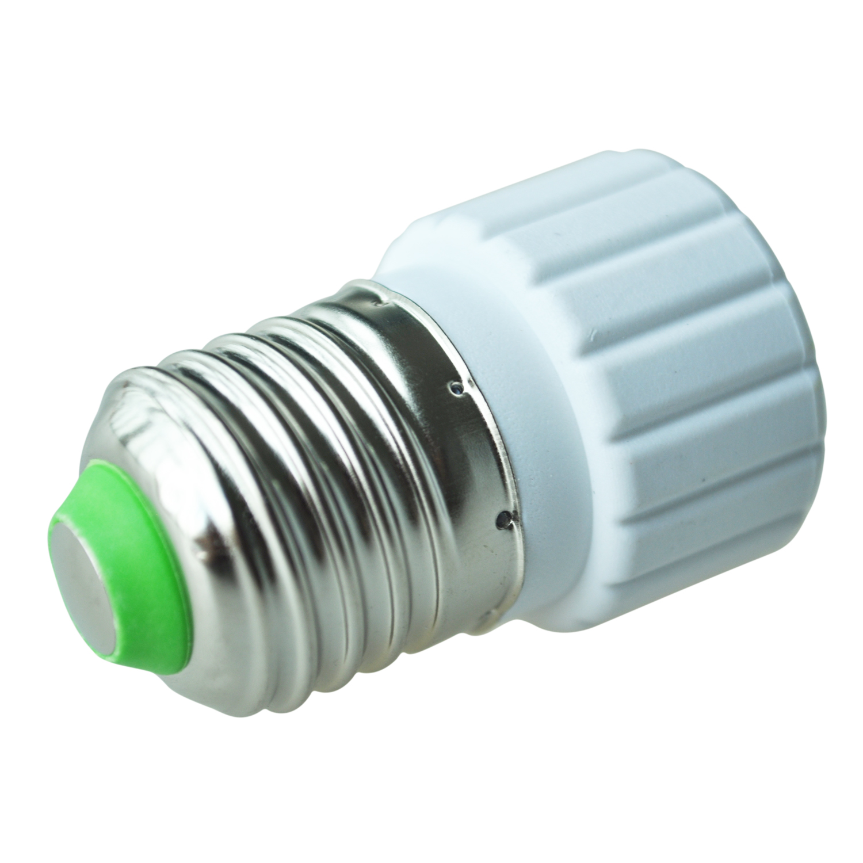 gu10 extend base led light bulb lamp adapter converter screw socket hp. Black Bedroom Furniture Sets. Home Design Ideas
