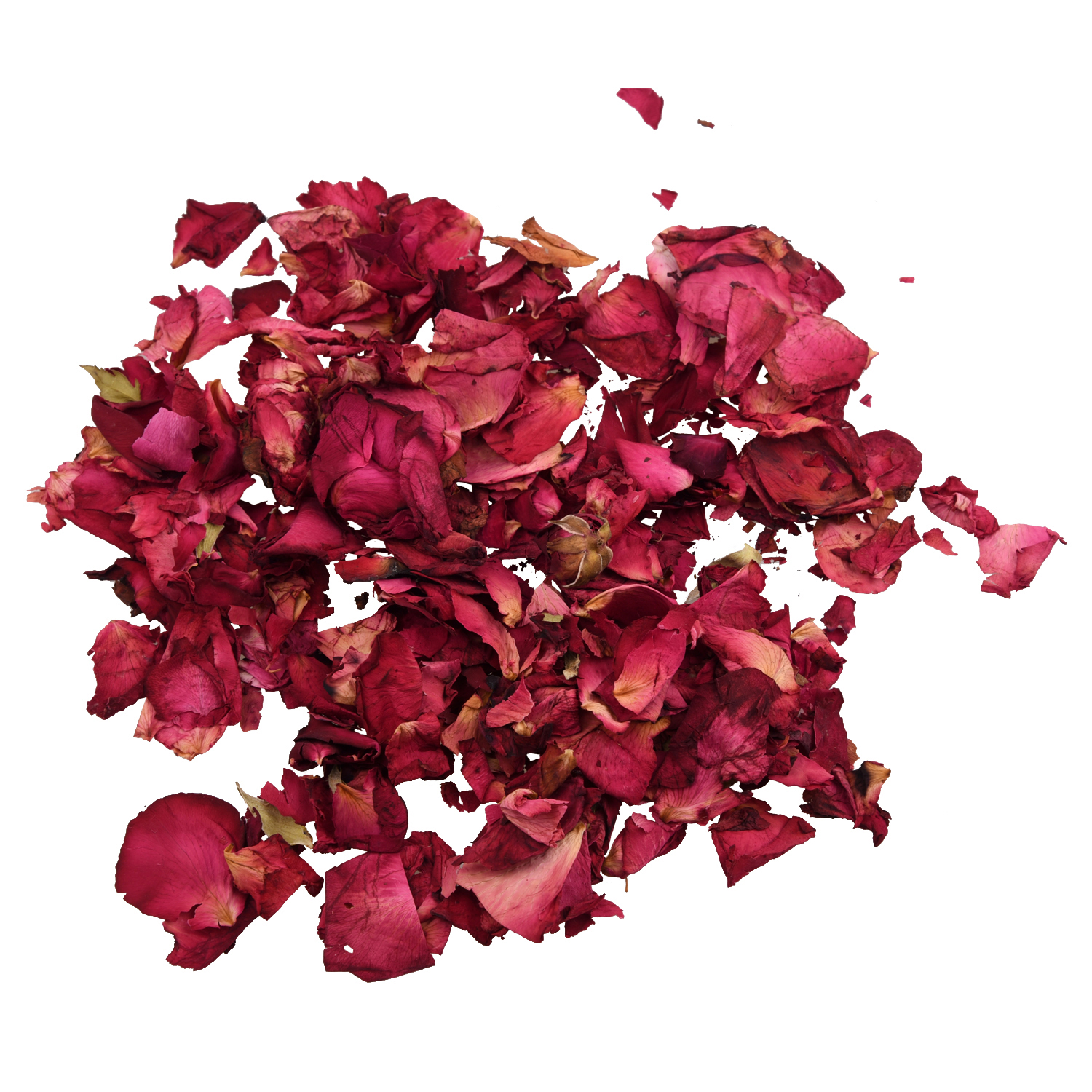 1 Bag Of Dried Rose Petals Flowers Natural Wedding Table