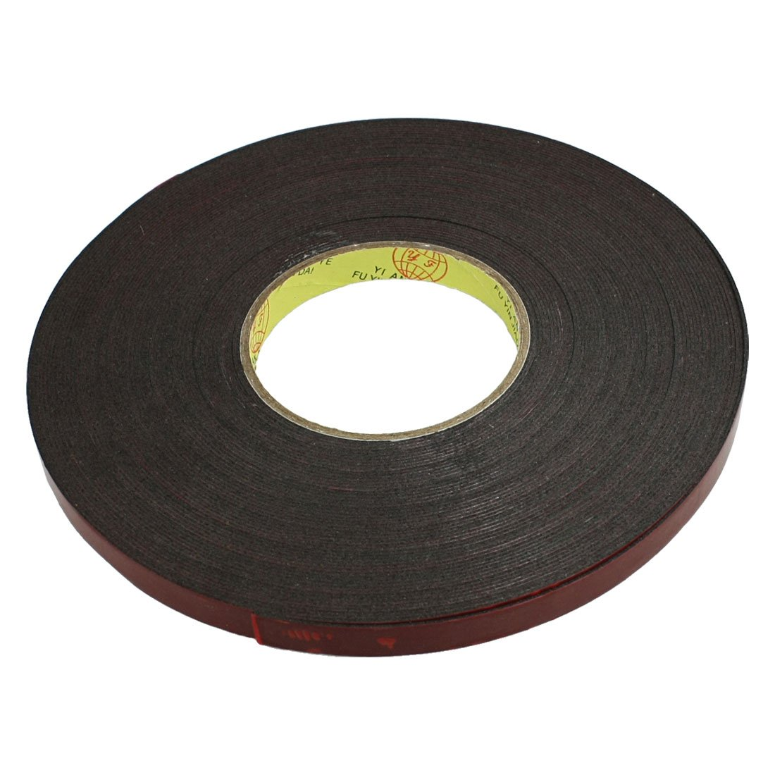 auto car acrylic foam double sided attachment tape adhesive 12mm wide k8n3 ebay. Black Bedroom Furniture Sets. Home Design Ideas