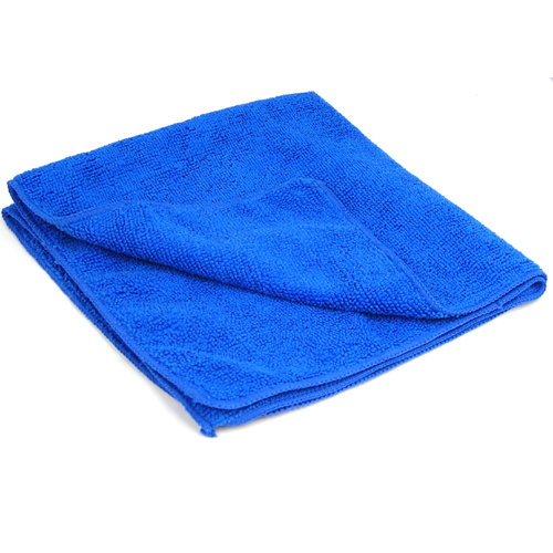 Zip Soft Microfiber Towel: 10 X 40x40cm Microfiber Drying Towel Cloth Rags For Car