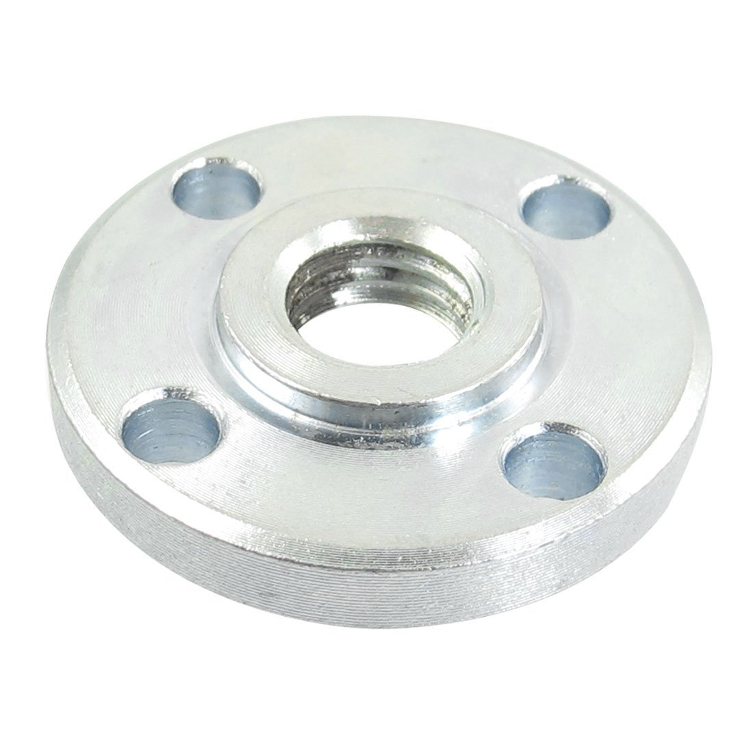 Round shape electrical angle grinder inner outer flange