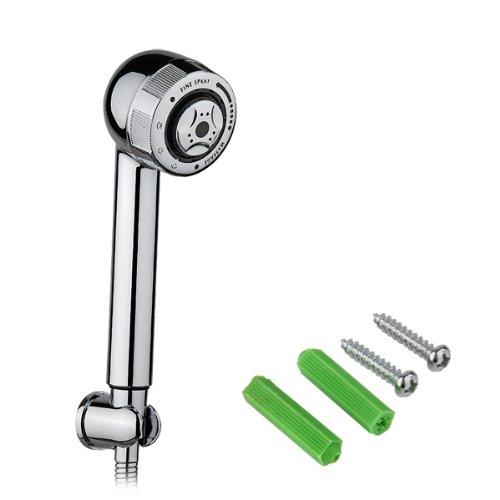 hand held shower head wall mount mounted bracket holder 24mm dw ebay. Black Bedroom Furniture Sets. Home Design Ideas