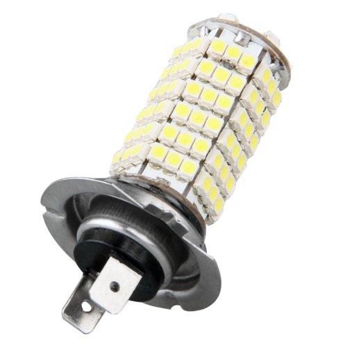 1 weiss h7 12v 120smd led scheinwerfer auto kfz leuchte birne licht lampen gy ebay. Black Bedroom Furniture Sets. Home Design Ideas