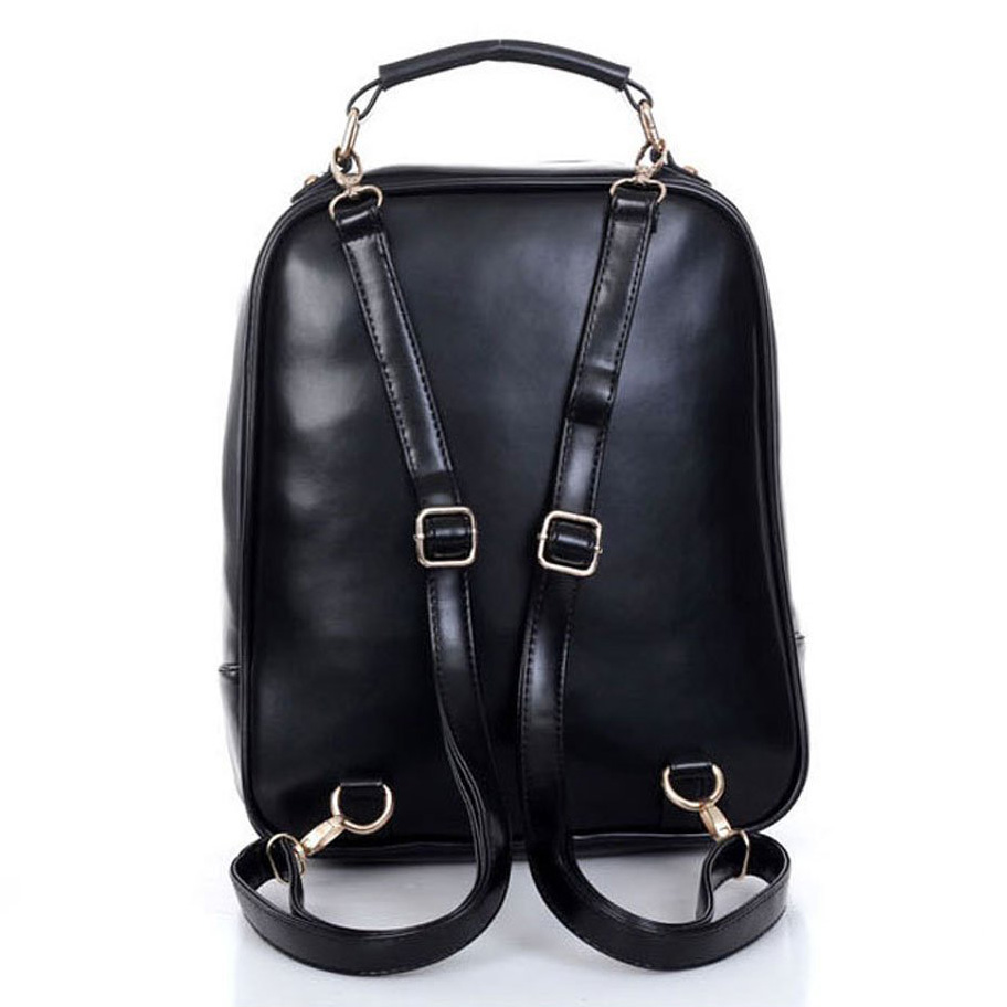 j4 damen dual use rucksack beutel handtasche fuer tablet schultaschen leder ebay. Black Bedroom Furniture Sets. Home Design Ideas