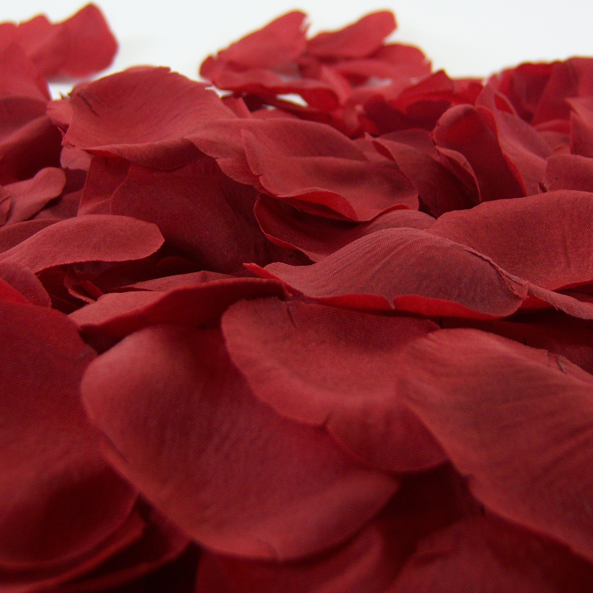 Wedding Table Silk Rose Petals red silk rose petals 200 cp ebay with divine style and your wedding aisle a traditional wash of romantic colour these are the perfect match for day