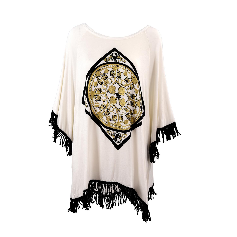 neu damen t shirt shirts tops oberteil fledermaus l ssig. Black Bedroom Furniture Sets. Home Design Ideas