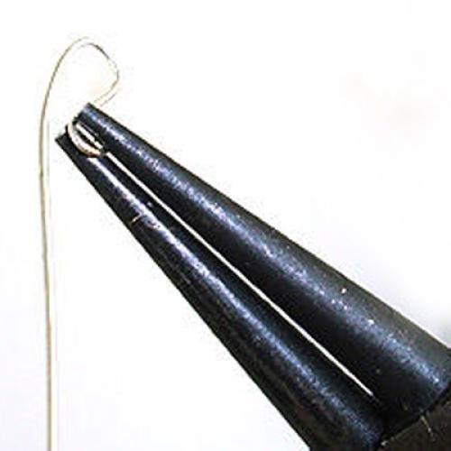 Pince Ronde Travaux Manuels Perles Bijoux Fabrication Outil Noir WT ...