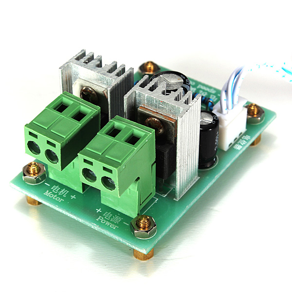 10a Dc Switch 12v 24v 36v Motor Driver Speed Pulse Width