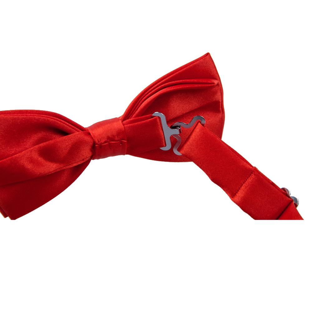 noeud papillon de smoking bowtie pour hommes rouge wt ebay. Black Bedroom Furniture Sets. Home Design Ideas