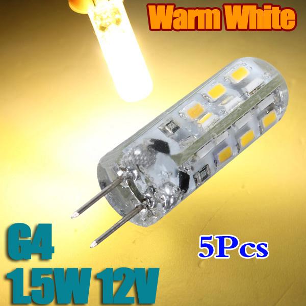 10x g4 1 5w led bombilla reemplazar bombilla halogena 12v led lamparas bulbo t5 ebay. Black Bedroom Furniture Sets. Home Design Ideas