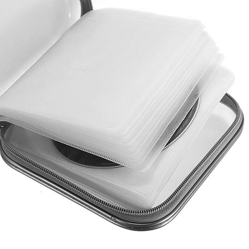40-CD-DVD-Album-Storage-Carry-Case-Cover-Wallet-Sleeve-Holder-Bag-Hard-Box-BOT thumbnail 3