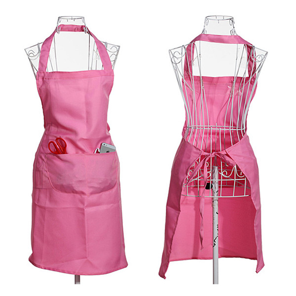 Front Apron : plain apron front pocket pink the apron was traditionally viewed as an ...