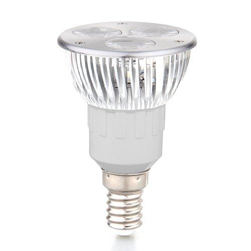 sodial r e14 3w haute puissance 3 led projecteur ampoule lampe blanc chaud wt. Black Bedroom Furniture Sets. Home Design Ideas