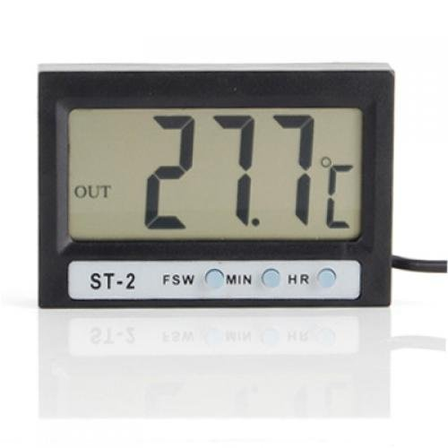 lcd digital thermometer temperatur tester. Black Bedroom Furniture Sets. Home Design Ideas