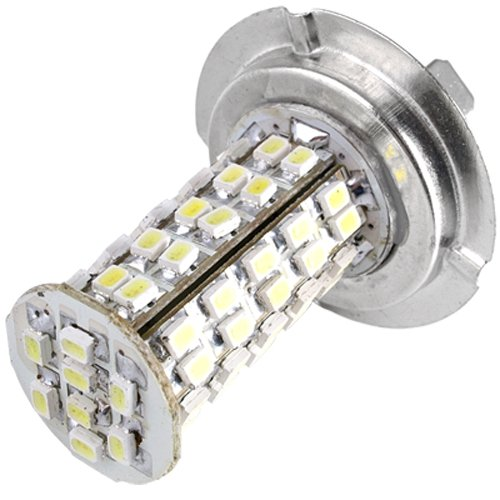 2x h7 lampe ampoule 68 3528 smd led blanc pour voiture m1 ebay. Black Bedroom Furniture Sets. Home Design Ideas