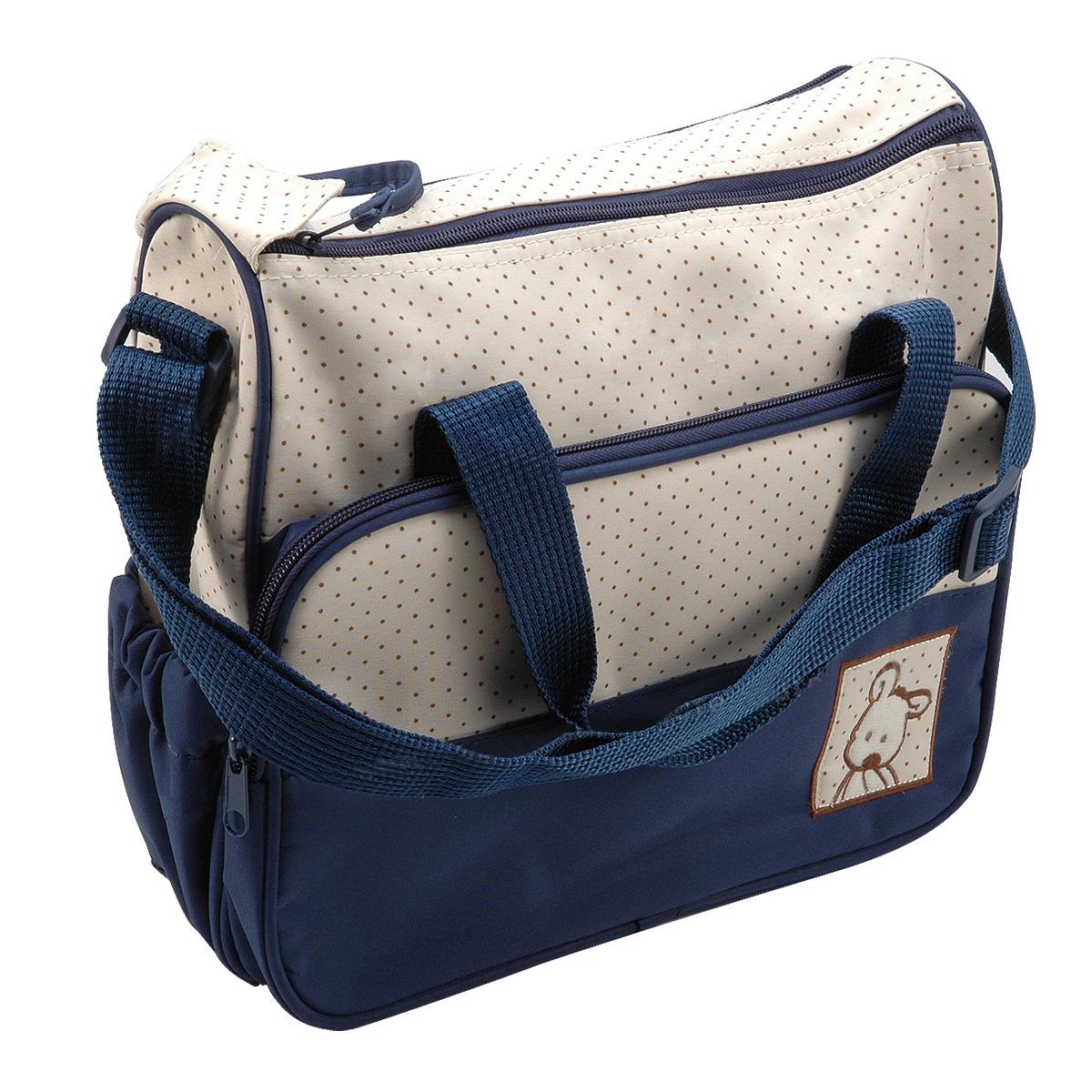 sac a bebe bleu sac interieur exterieur sac repas et sac biberon couche wt ebay. Black Bedroom Furniture Sets. Home Design Ideas