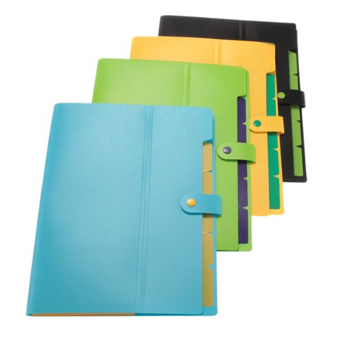 Document Holder Folder Storage Binder Pouch Package For A4
