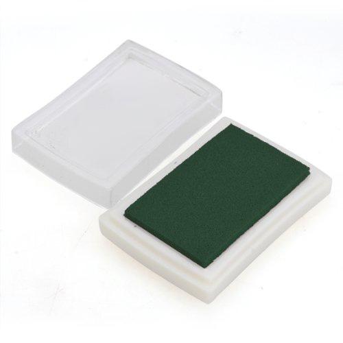 stempelkissen tinte farbe gruen fingerabdruck geschenk. Black Bedroom Furniture Sets. Home Design Ideas