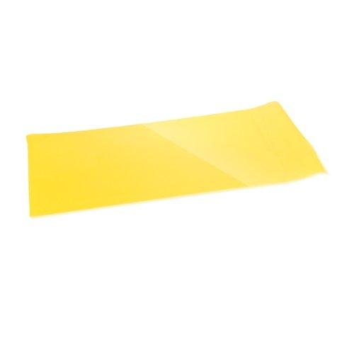 5x jaune voiture arriere brouillard phare couverture de phare film teinte y3 ebay. Black Bedroom Furniture Sets. Home Design Ideas