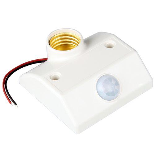 culot douille ir ampoule lampe a detecteur mouvement wt ebay. Black Bedroom Furniture Sets. Home Design Ideas