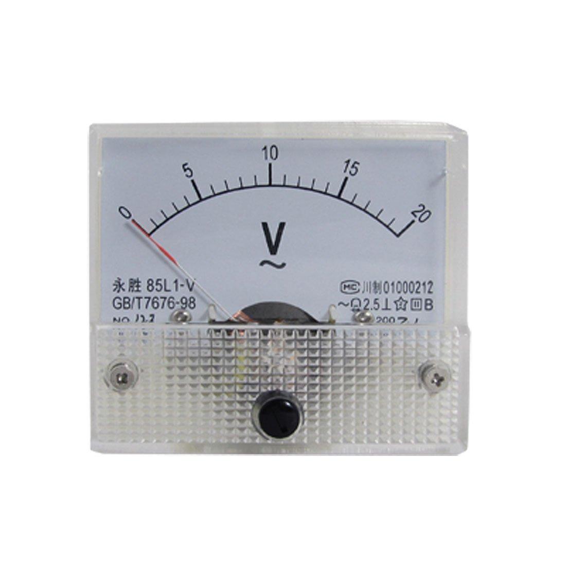 Digital Voltmeter Walmart : L v ac analog voltmeter panel meter voltage bt ebay