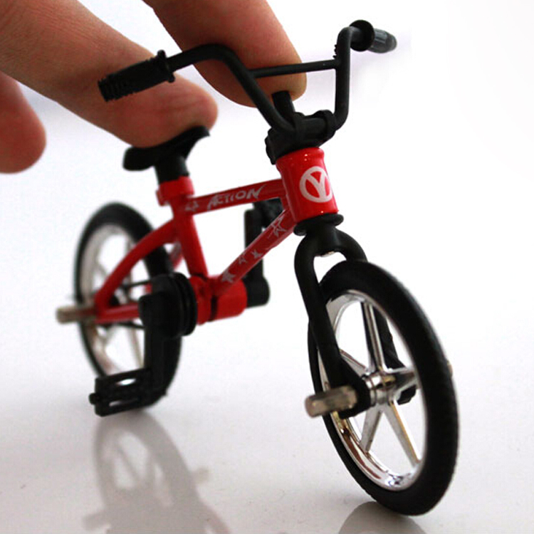 Miniature Toys For Boys : Finger bicycle miniature toys for children boys sports