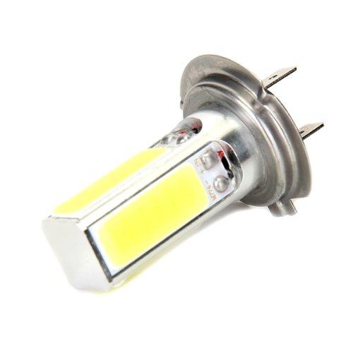 2x h7 4led cob 10w auto lampe autolampe birne leuchtmittel. Black Bedroom Furniture Sets. Home Design Ideas
