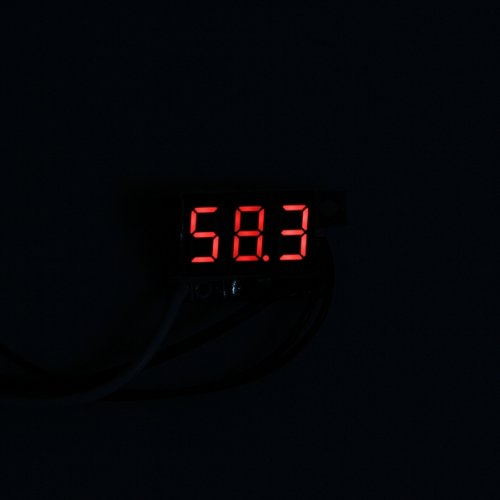 Digital-Mini-Ammeter-Ammeter-of-power-indicator-LED-Red-0-5A-panel-meter