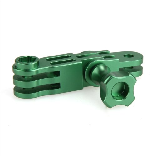 3-Way-Pivot-Arm-Mounting-accessories-for-aluminum-Gopro-HD-Hero-2-3-green
