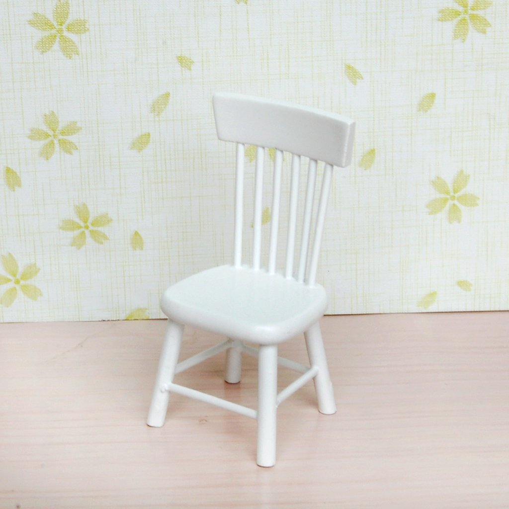 5 piece model table chair a manger set furniture doll house miniature 1 12 - Ensemble table a manger ...