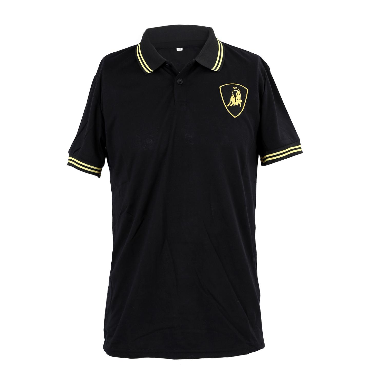 5x s8 new bull polo shirt short sleeve mens slim fit t