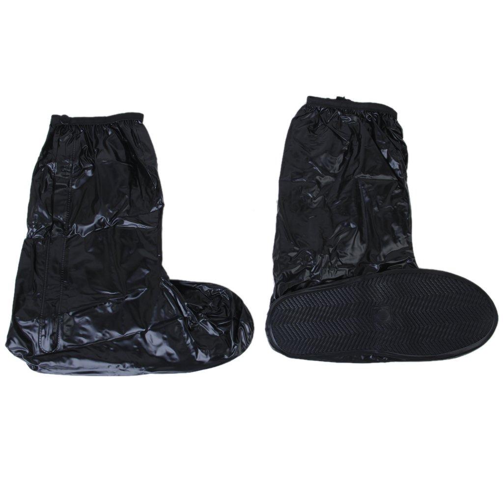 2x wasserdicht und rutschfestem schuhe abdeckungen regen stiefel me ebay. Black Bedroom Furniture Sets. Home Design Ideas