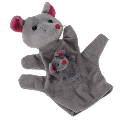 Grey Mouse Hand Puppet Finger Puppets CP: http://www.ebay.com/itm/Grey-Mouse-Hand-Puppet-Finger-Puppets-CP-/331947768571