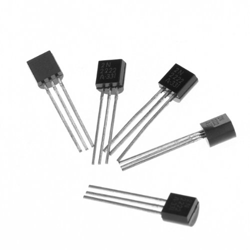 100 Pieces TO-92 NPN 40V 0.8A Transistor WT 3