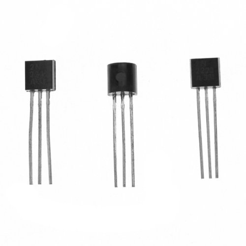 100 Pieces TO-92 NPN 40V 0.8A Transistor WT 4