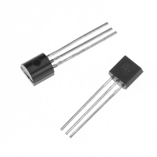100 Pieces TO-92 NPN 40V 0.8A Transistor WT 5