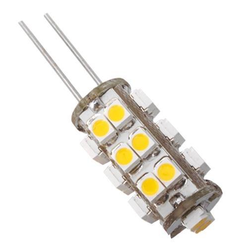 5x 26 smd led g4 strahler leuchte lampe birnen warmweiss. Black Bedroom Furniture Sets. Home Design Ideas