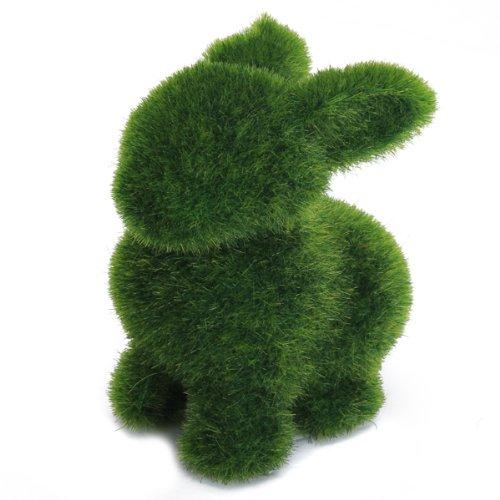 Kok Graa Vaggar : Details about Grass Creative Handicraft Animal Rabbit w Artificial