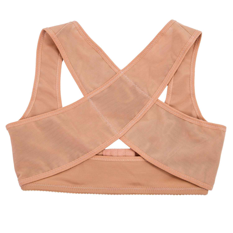 Cinturon-Sosten-Pecho-Corrector-Postura-para-mujer-de-Hombro-Tipo-X-Parte-X4U9