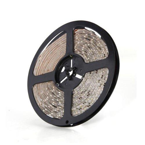 5M 5630 SMD 300 LED Strip Tape Stripe White w/ Mini FB Waterproof Decoration F6