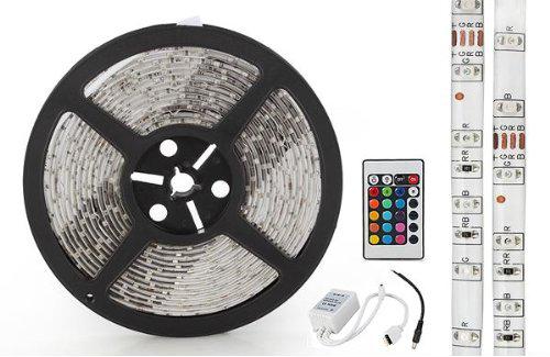 5m 3528 300 led wasserdichte leiste 24taste fernbedienung kontroller kabel gy ebay. Black Bedroom Furniture Sets. Home Design Ideas