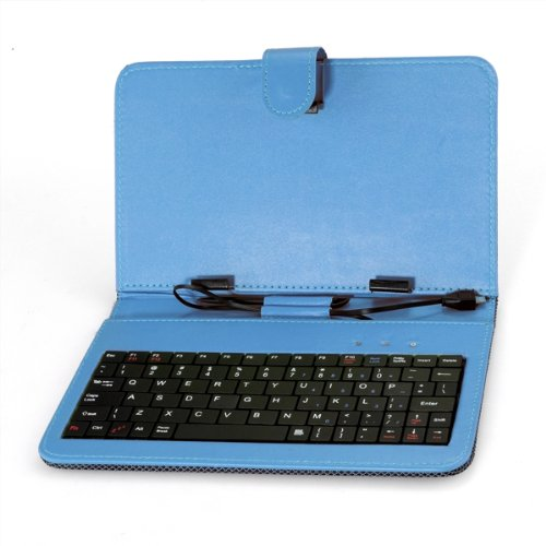 et tastatur abdeckung fall mit staender fuer tablet 7 orange micro usb ebay. Black Bedroom Furniture Sets. Home Design Ideas